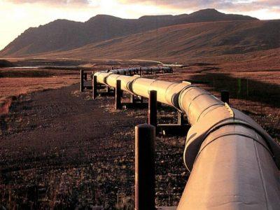 Nuevo sistema de Gasoducto